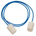 DeciDamp2™ PVC Foam Earplugs, NORTH SAFETY 280006, Box of 100 Pair