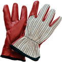 Worknit HD Supported Nitrile Gloves, NORTH SAFETY 85/3729XL, 12-Pair
