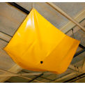 "ENPAC® Drip Dam / Leak Diverter, 5' x 5' x 1/4"", 460505-YE"