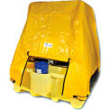 "Enpac HDPE Spill Containment Cover for IBC 2000I, 80""L x 76""W x 73-3/4""H - 5469-TARP"