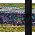 "Novabraid® Novashock Pulling Rope 54520 - 250' x 5/16"" Black"