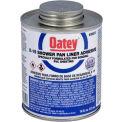 Oatey 30812 LO-VOC X-15 PVC Solvent 16 oz. - Pkg Qty 6