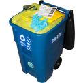 Oil-Dri® HazMat Portable Spill Kit, 50 Gallon Capacity