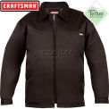 Craftsman® Twill Mechanics Jacket 31047-LG, Black, L