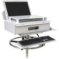 Omnimed® Omni Cart Medication Drawer with Self-Locking Combo Lock