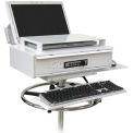 Omnimed® Omni Cart Medication Drawer with Self-Locking Combo Lock