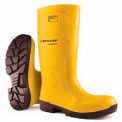 "Onguard 15"" Yellow Steel Toe Boot, Polyurethane, Size 8"
