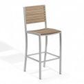 Oxford Garden® Travira Outdoor Bar Chair - Tekwood Vintage
