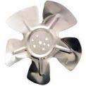 "Packard Small Aluminum Blade w/ Hub - 6"" Diameter 1/4"" Bore CCW Rotation"