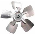 "Packard Small Aluminum Blade w/ Hub - 6"" Diameter 5/16"" Bore CCW Rotation"