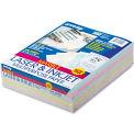 """Pacon® Array Colored Bond Paper 101145, 8-1/2""""x11"""", Asst, Subtle-Marble Textured, 500 Shts/Ream"""