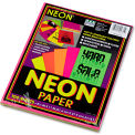 """Pacon® Array Colored Bond Paper 104331, 8-1/2"""" x 11"""", Assorted, 100/Pack"""