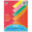 """Pacon® Array Brights Colored Bond Paper , 8-1/2"""" x 11"""", 24 lb, Assorted, 500 Sheets/Ream"""
