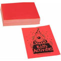 """Pacon® Neon Bond Paper, 8-1/2"""" x 11"""", 24 lb, Red, 100 Sheets/Pack"""