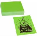 "Pacon® Neon Bond Paper, 8-1/2"" x 11"", 24 lb, Green, 100 Sheets/Pack"