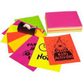 """Pacon® Neon Bond Paper, 8-1/2"""" x 11"""", 24 lb, Assorted, 250 Sheets/Pack"""