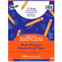 "Pacon® Multi-Program Handwriting Paper, 8"" x 10-1/2"", 1/2"" Ruling, 500 Sheets/Ream"
