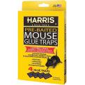 Harris Mouse Glue Trap 4 Pack HMG-4 - Pkg Qty 24