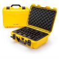 "Nanuk 920 Series Magazine Case w/Uni Mag Foam Insert 920-UM04 16-11/16"" x 13-3/8"" x 6-13/16"" Yellow"