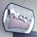 """12"""" X 18"""" Economy Convex Roundtangular Acrylic Mirror"""
