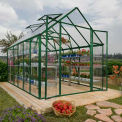 Snap & Grow™ 8' x 16' Greenhouse, Silver