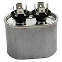 Dual Voltage 370/440 - Oval Run Capacitor - 10 Mfd