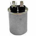 Dual Voltage 370/440 - Round Run Capacitor - 12.5 Mfd