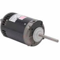 US Motors 1817, Condenser Fan, 3/4 HP, 3-Phase, 1140 RPM Motor