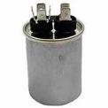Dual Voltage 370/440 - Round Run Capacitor - 30 Mfd