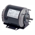 US Motors 4757, Belted Fan & Blower, 1/4 HP, 1-Phase, 1725 RPM Motor