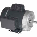 US Motors, TEFC, 1 HP, 1-Phase, 1725 RPM Motor, 6215