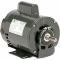 US Motors, ODP, 3/4 / 1/4 HP, 1-Phase, 1725/1140 RPM Motor, 6311