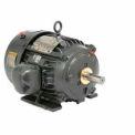 US Motors, TEFC, 1 HP, 3-Phase, 1755 RPM Motor, 8P1P2C