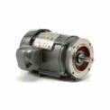 US Motors, TEFC, 2 HP, 3-Phase, 1175 RPM Motor, 8P2P3CKR
