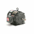 US Motors Automotive Duty U Frame, 1 HP, 3-Phase, 1175 RPM Motor, A1P3C
