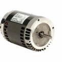 US Motors, ODP, 2 HP, 1-Phase, 1725 RPM Motor, D2CA2JCR