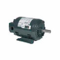 US Motors, ODP, 1.5 HP, 3-Phase, 1180 RPM Motor, D32E3G