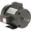 US Motors, TEFC, 3 HP, 1-Phase, 1740 RPM Motor, T3C2P18