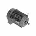 US Motors Unimount® TEFC, 3 HP, 3-Phase, 1765 RPM Motor, U3P2DK