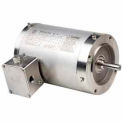 US Motors Washdown, 3 Phase, 1/2 HP, 3-Phase, 1725 RPM Motor, WDP12S2ACR