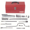 """Proto® 3/8"""" Drive 57 Piece Metric Socket Set - 12 Point - Tools Only"""