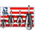 8 pc - Manual Puller Set, 5 to 20 Ton Capacity