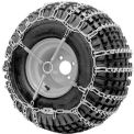 ATV V-BAR Tire Chains, 2 Link Spacing (Pair) - 1064356