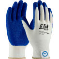 G-TEK®, CR Plus Gloves, 15 Gauge White DSM Dyneema® Knitted Yarn Shell, Blue, L