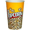 Paragon 1065 Medium Popcorn Buckets 46 oz 100/Case