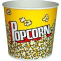 Paragon 1066 Large Popcorn Buckets 85 oz 50/Case