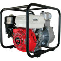 "2"" High Pressure Transfer Water Pump - 6.5HP, 130 GPM, Honda GX Engine"