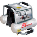 Grip-Rite Portable Air Compressor GR152CM, Twin Tank, 120V, 1.5HP, 2 Gal