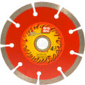 Grip-Rite Industrial Segmented Diamond Saw Blade - 4.5