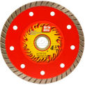 Grip-Rite Industrial Turbo Diamond Saw Blade - 4.5